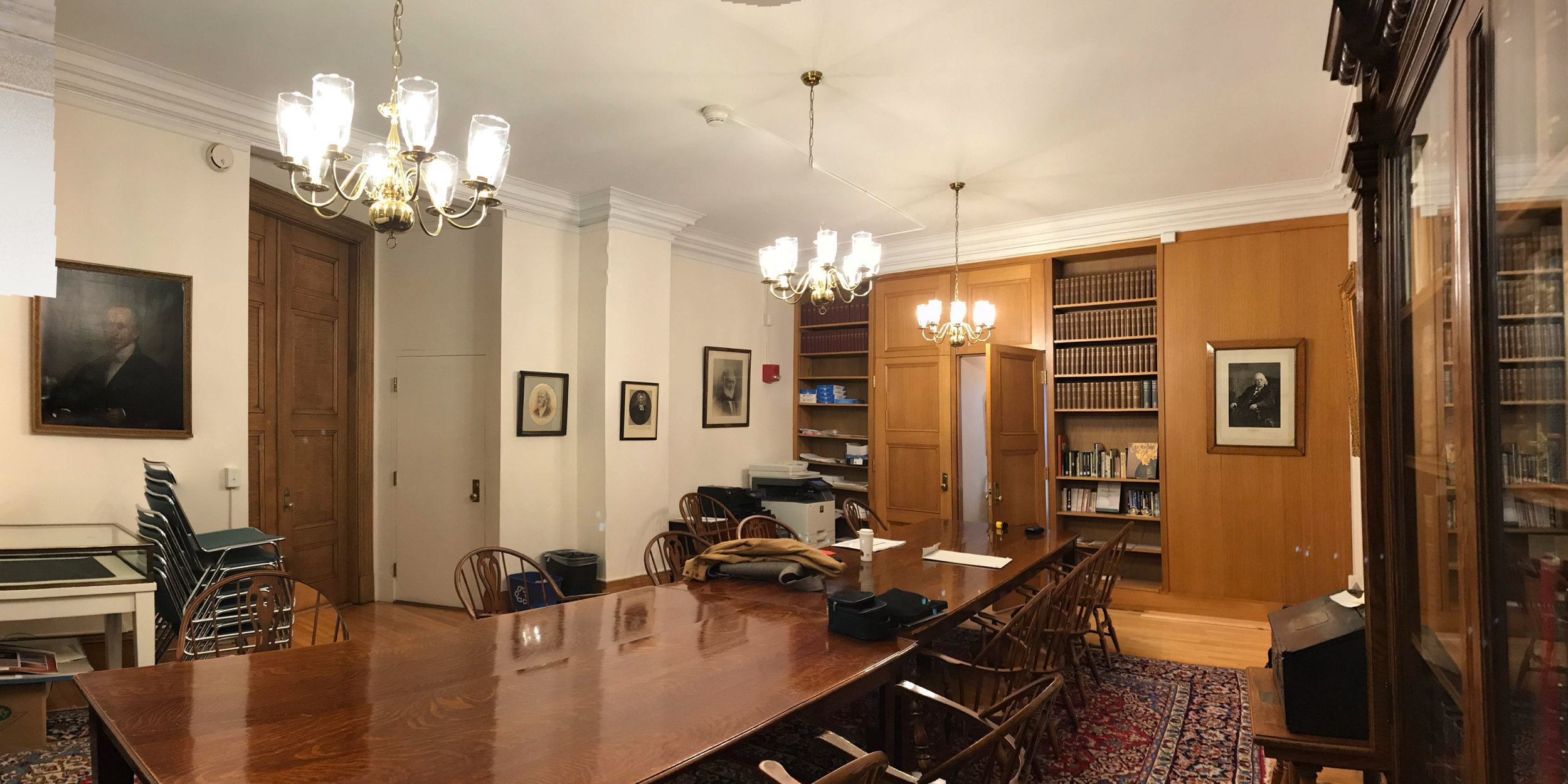 Current Pratt Room