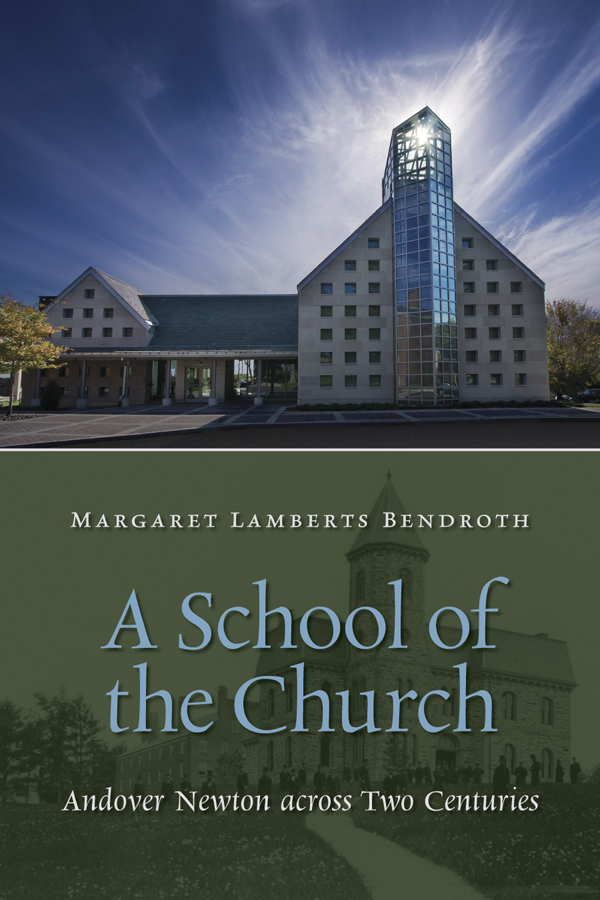 "cover image for ""A School of the Church"""