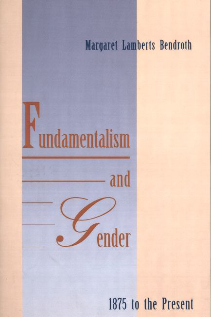 "cover image for ""Fundamentalism and Gender"""