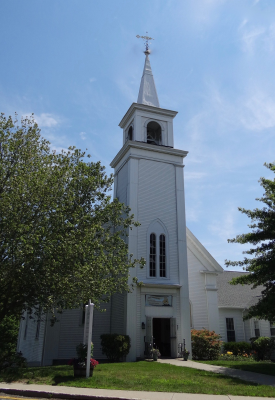 Congregational Church of Boothbay Harbor