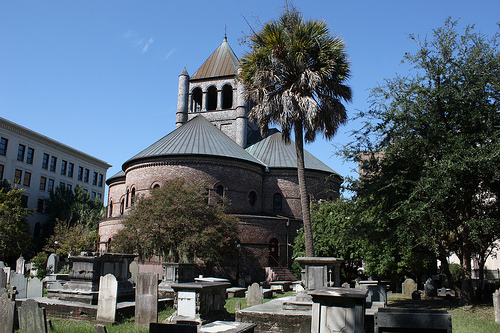 Circular Congregational Church in Charleston, SC