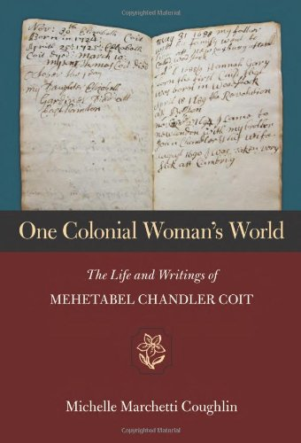"cover image for ""One Colonial Woman's World"""