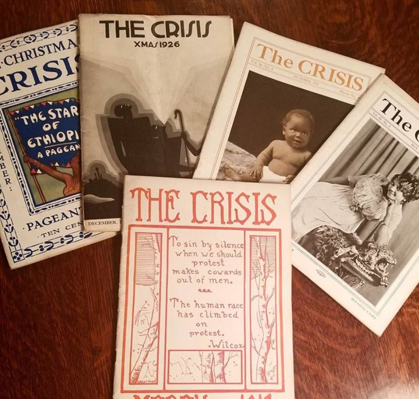 The Crisis, official magazine of the NAACP