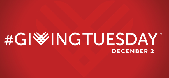 Giving Tuesday 2014 banner