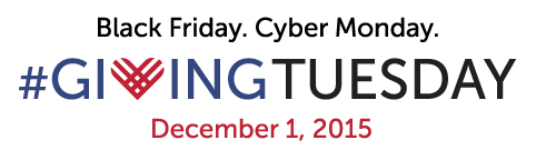 Giving Tuesday 2015 logo