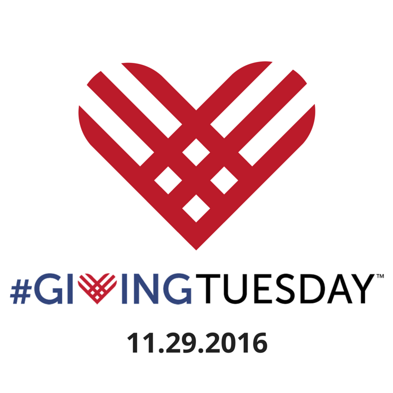 Giving Tuesday 2016 logo