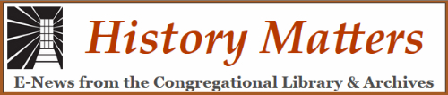 History Matters banner