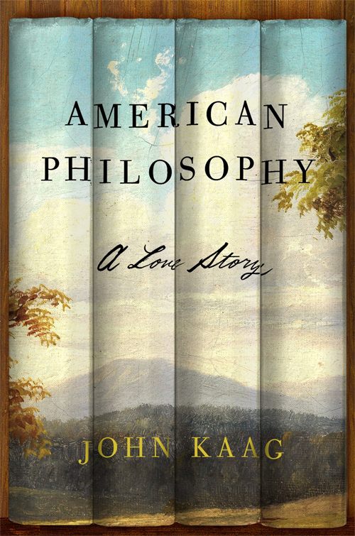 "cover image for ""American Philosophy"""