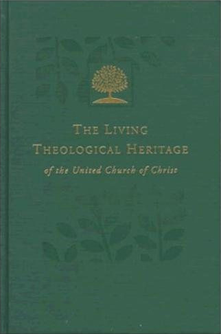 "cover image for the ""Living Theological Heritage"" series"