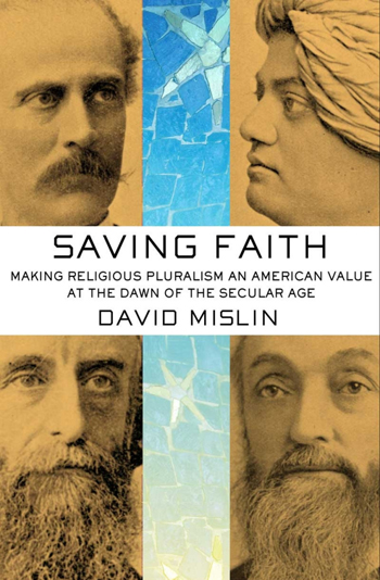 "cover image for ""Saving Faith"" by David Mislin"