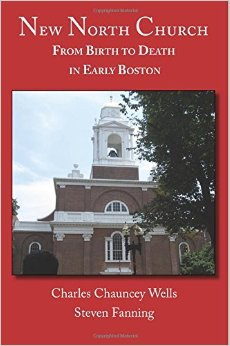 "cover image of ""New North Church"""