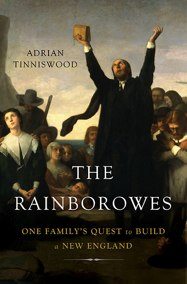 "cover image for ""The Rainborowes"" by Adrian Tinniswood"