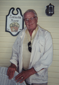 Rev. Robert Wood in June 2001, age 78