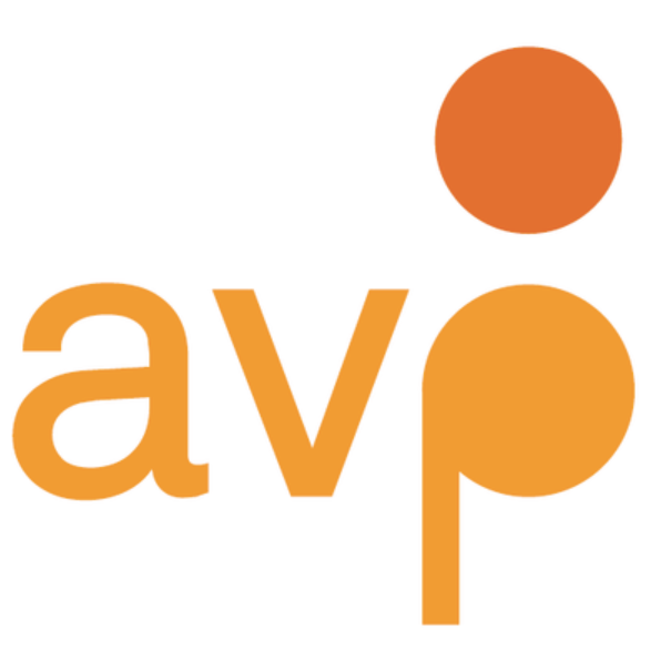 Logo for AVP