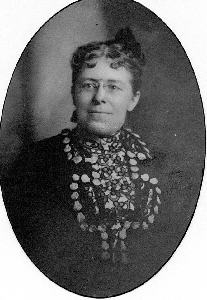 Florence A. Fensham portrait