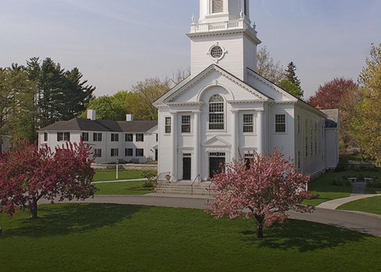 Trinitarian Congregational Church in Concord, Mass.