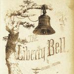 "cover of ""The Liberty Bell"" (1856 ed.) published by the American Anti-Slavery Society"