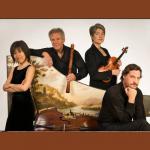 Renaissonics - Miyuki Tsurutani (harpsichord, recorders) ; John Tyson (recorders, crumhorn, pipe & tabor) ; Laura Gulley (violin, viola) ; Daniel Rowe (cello)