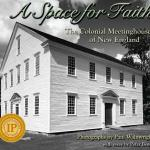 "cover image of ""A Space for Faith"" by Paul Wainwright"