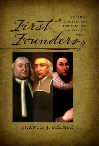 """cover image for """"First Founders"""""""
