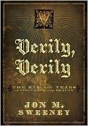 "cover image for ""Verily, Verily"""