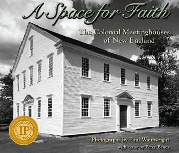 """cover image of """"A Space for Faith"""" by Paul Wainwright"""