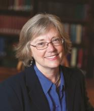 Congregational Library & Archives Executive Director Dr. Margaret Bendroth