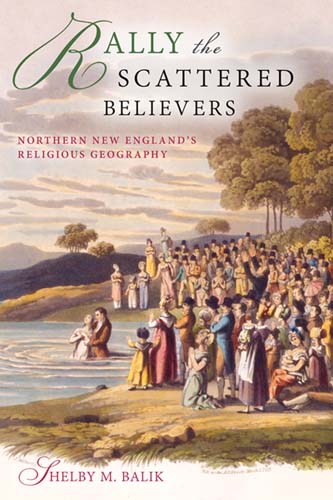 """cover image for """"Rally the Scattered Belivers"""" by Shelby M. Balik"""
