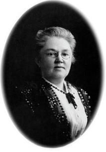 Katharine Lee Bates, writer of America The Beautiful