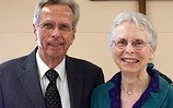 Paul and Jacky Clayton, Tappan Society members