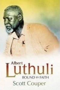"""cover image for """"Albert Luthuli"""" by Scott Couper"""