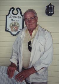 Rev. Robert Wood in June 2001, age 78